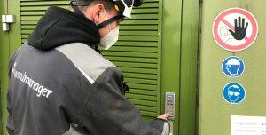 TIMM und wpd windmanager rüsten Windpark mit Zutrittskontrollsystem aus